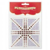 Helz Cuppleditch - The London Line - Adhesive Gemstones – HCGE002